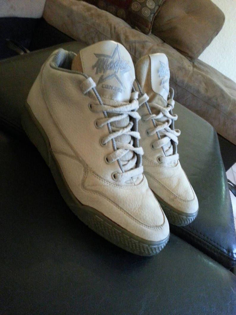 b972962a1699 Og Vintage Converse Magic Nubuck Shoes magic Johnson