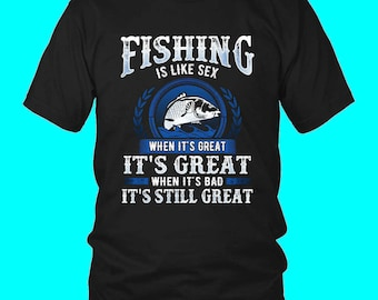 Funny Fishing T-Shirt, Fishing Tee Shirt, Fishing Shirt Men, Fisherman Gift, Mens Tshirt, Fishing Gift Mom, Men Fishing Tee Shirt, Fishing