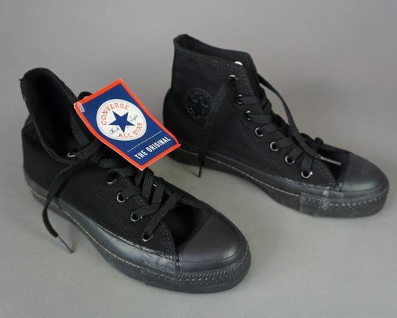 b805bfb3de3a Vintage CONVERSE All Star Chuck Taylor Hi-Top Sneakers