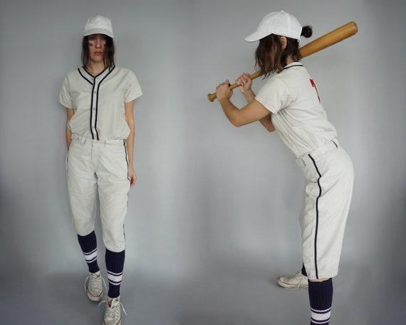 ddd7777a4 Baseball uniform baseball shirt pants socks etsy jpg 570x456 1940s baseball  uniforms