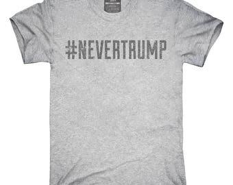 d3661edd5c Hashtag Never Trump T-Shirt, Hoodie, Tank Top, Gifts