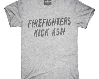 2e6c39ee89 Firefighters Kick Ash T-Shirt, Hoodie, Tank Top, Gifts