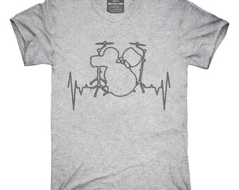 3a57ed2a Drums Heartbeat T-Shirt, Hoodie, Tank Top, Gifts