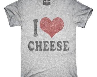 39058f77 I Love Cheese Funny T-Shirt, Hoodie, Tank Top, Gifts