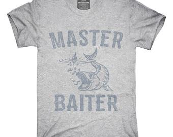 74029339 Master Baiter Funny Fishing T-Shirt, Hoodie, Tank Top, Gifts