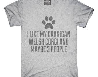 Cardigan Welsh Corgi Maglietta oIbFQ2Pep