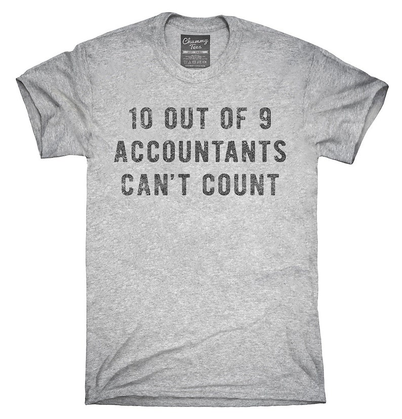58de3fe3 Funny Accounting Quote Accountant T-Shirt Hoodie Tank Top | Etsy