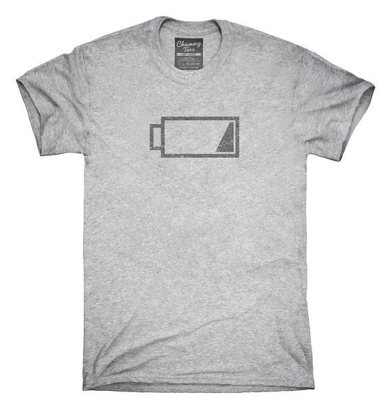 Batterie faible T Shirt, Sweat à capuche, débardeur, cadeaux