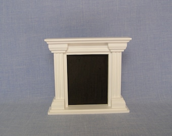 1:6 scale Fireplace for 12'' dolls Miniature Furniture