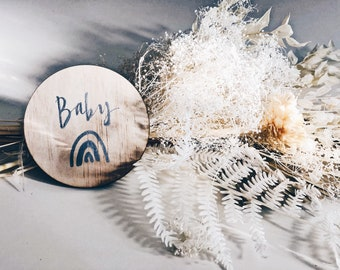 Timber Baby Announcement