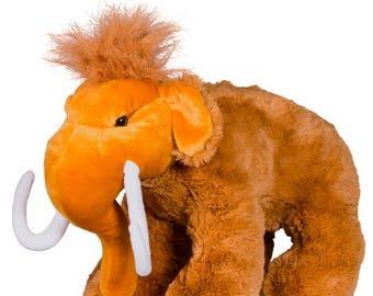 Mammoth Plush Etsy