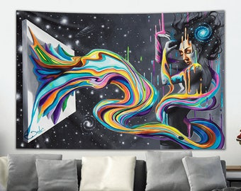 Elevate Tapestry by Dela