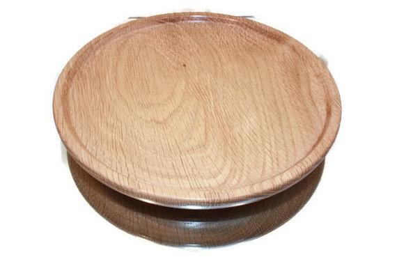 Handmade Wooden Bowl in English Oak.