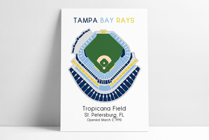 Tampa Bay Rays Tropica...