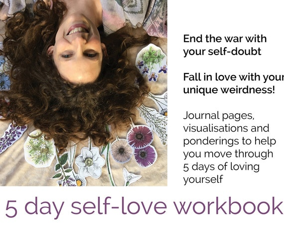 DOWNLOAD Breathe Love: A 5 day self-love challenge work book