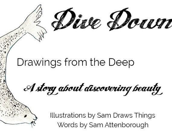 DOWNLOAD - Dive Down: An illustrated story about becoming fearless - download version