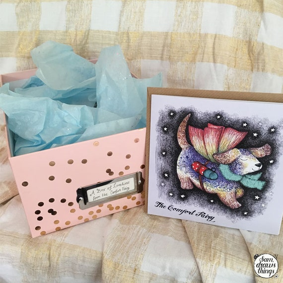 Comfort Fairy box of lovely things