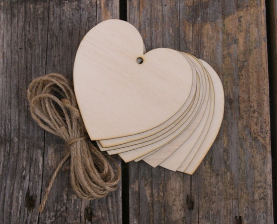 Over 100 Small Wooden Valentines Craft Shape 3 mm Plywood 1-4cm Size Love