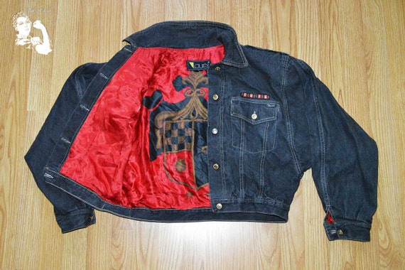 Vintage Laurèl women's denim jacket, denim jacket,
