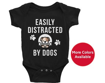 Cute Dog Baby Outfit, Dog Baby Bodysuit, Dog Lover Baby, Newborn Bodysuit, cute baby boy clothes, baby christmas gift, new baby outfit