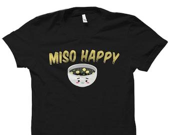 Miso cute shirt | Etsy