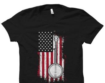 Banjo Shirt, Banjo Player Gift, Banjo Player Shirt, Banjo Lover Shirt, Banjo Lover Gift, Banjo Playing Shirt, Banjo Instructor Gift #OS2461