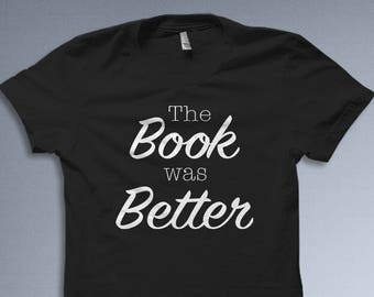 Gifts for book lovers, gifts for writers, reader gifts, Book Shirts, gifts for librarians, librarian t shirts, Book Gifts, Book Lover #OS405