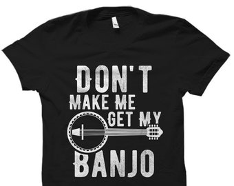 Banjo Shirt, Banjo Gift, Banjo Player Gift, Banjo Player Shirt, Banjo Teacher Gift, Country Music Shirt, Country Music Gift #OS1466