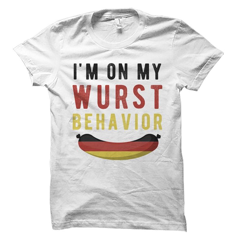 237ba1d27a Funny German T-Shirt Funny German Gift German Heritage   Etsy