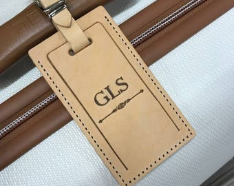 Luggage tag leather. luggage tag personalized. luggage tag favor. luggage tag wedding. luggage tag monogrammed. personalized luggage tag.