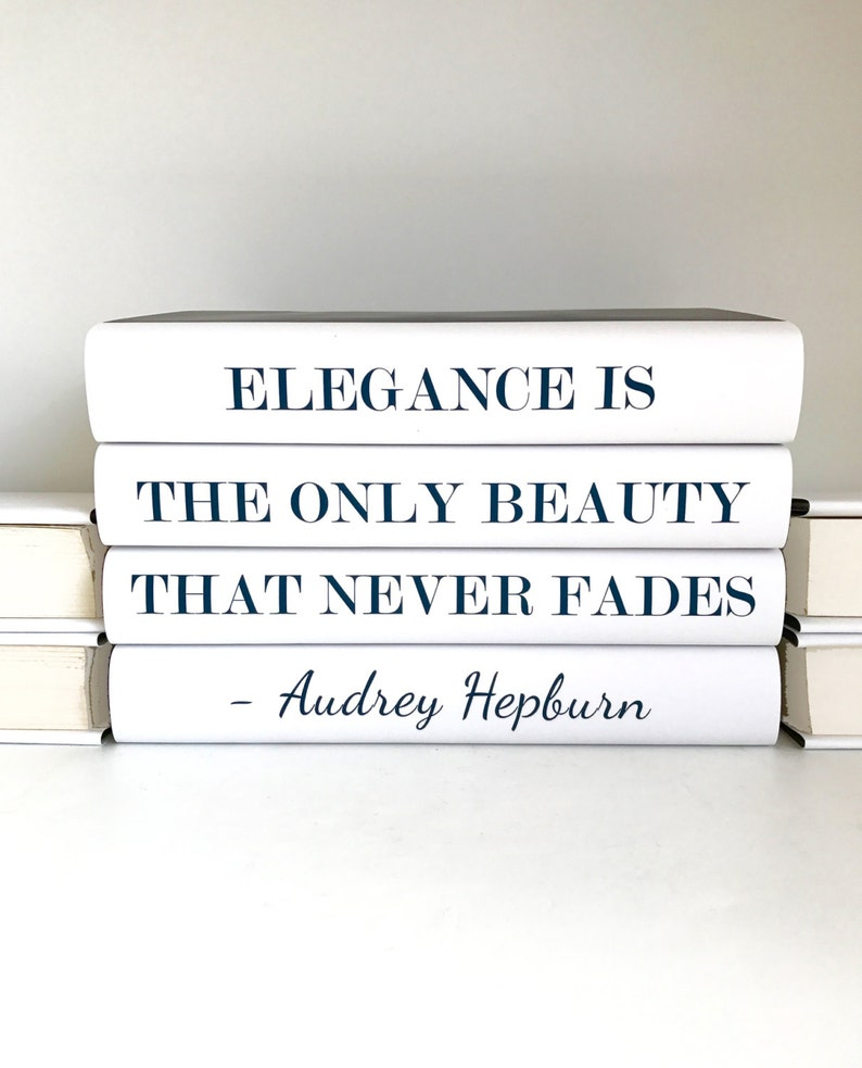 d38e15d00652 Elegance is the Only Beauty Audrey Hepburn Quote Fashion