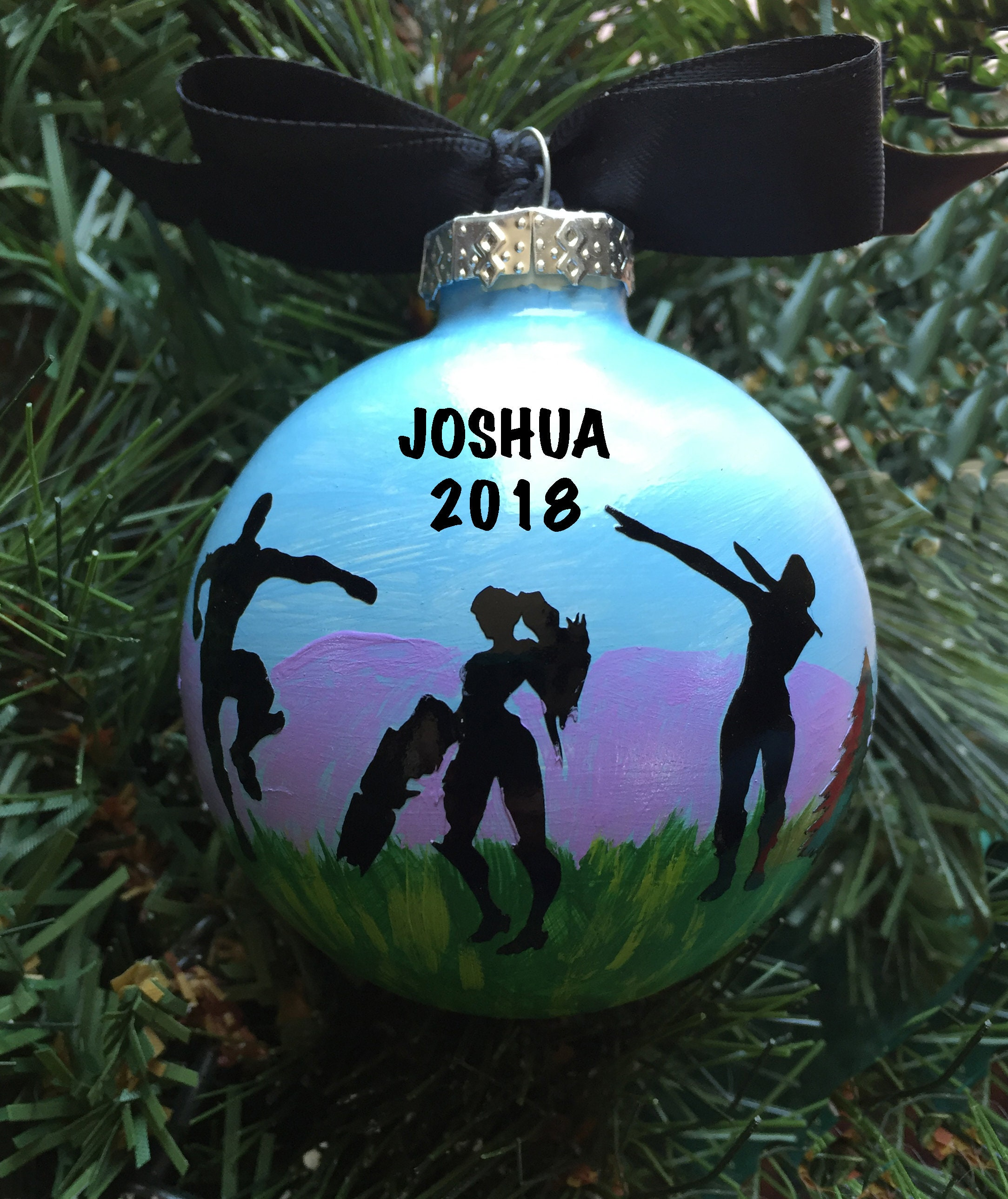 Fortnite Christmas Tree Ornament Holiday Gifts