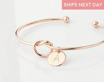 Customized Bracelet for Women Personalized Bracelet Charm Bracelet Best Gifts Birthday Gift For Her Flower Girl Mother of the Bride - KBR