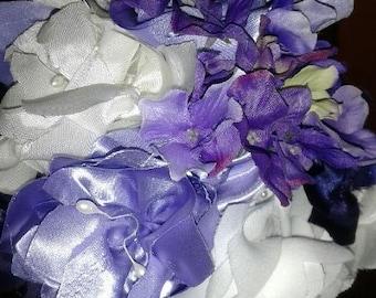 Wedding Bouquet, Brooch Bouquet