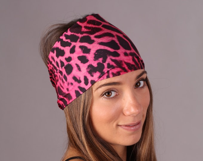 Fitness Headband, Yoga Headband, Work Out Headband, Running Headband, Fashion Headband, Get 4 For 20 Dollars in Mika