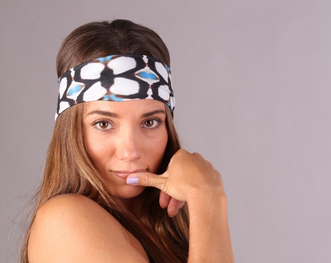 Fitness Headband, Yoga Headband, Work Out Headband, Running Headband, Fashion Headband, Get 4 For 20 Dollars in Giselle