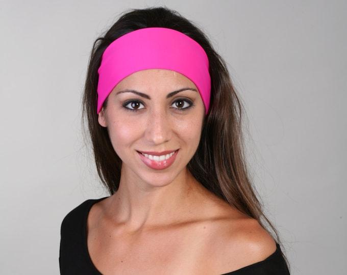 Headband in Bubble Gum Pink
