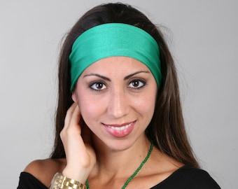 Headband in Esmeralda