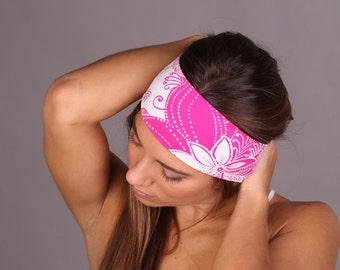 Fitness Headband, Yoga Headband, Work Out Headband, Running Headband, Fashion Headband, Get 4 For 20 Dollars in Tia