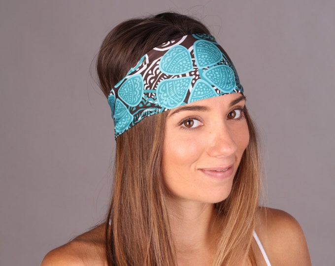 Fitness Headband, Yoga Headband, Work Out Headband, Running Headband, Fashion Headband, Get 4 For 20 Dollars in KeeKee