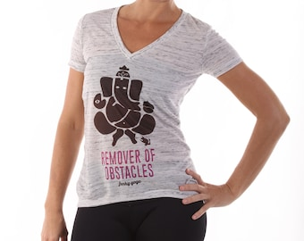 T Shirt Ganesh Remover of Obstacles