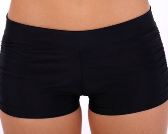 Isabella Shorts, in Pandora Black