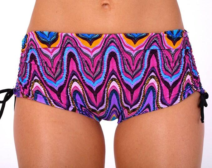 Bikini Shorts in Tamra