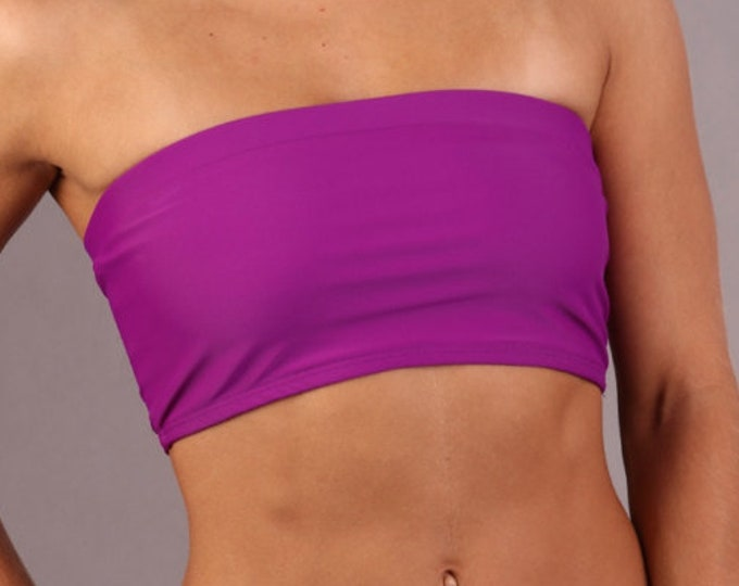 Bandeau in Purple Patrice