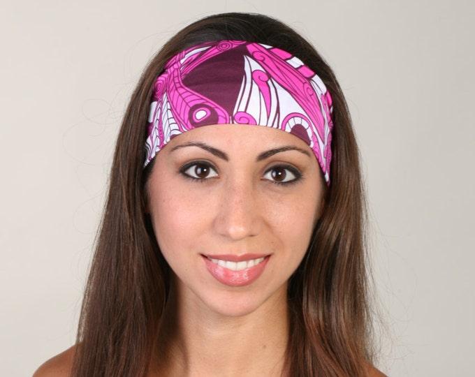 Headband  in Paloma Pink