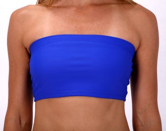 Bandeau in Electric Blue