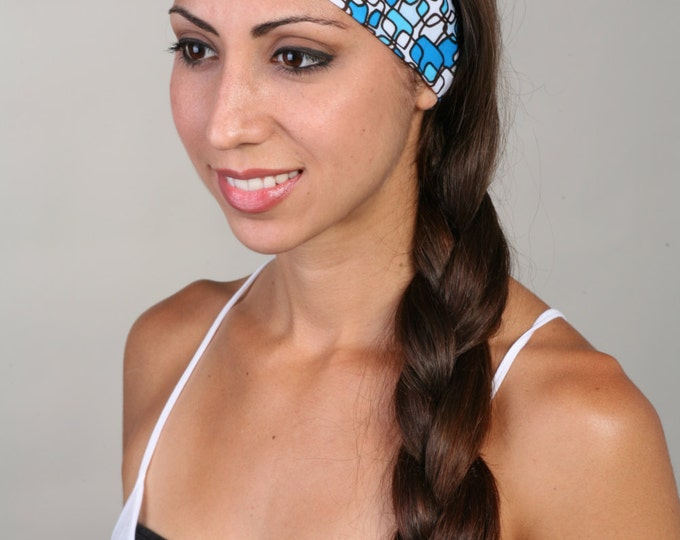 Women and girls yoga, fitness, running and workout headband, in Felicity Get 4 for 20 Dollars