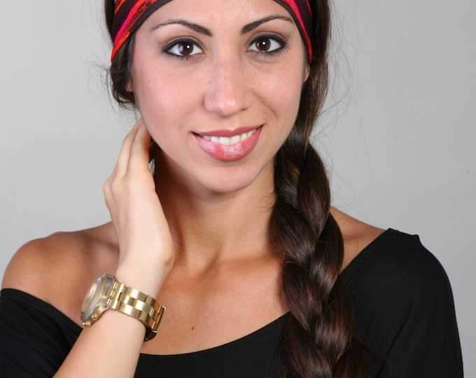 Women and girls yoga, fitness, running and workout headband, in Shayla Get 4 for 20 Dollars