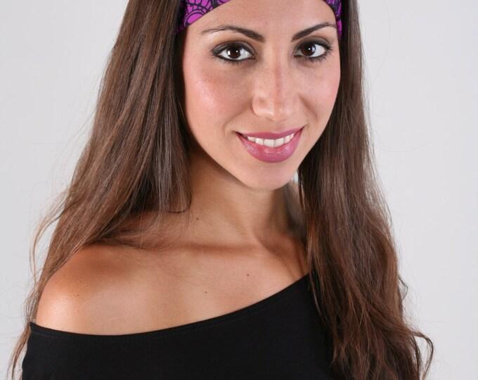 Fitness Headband, Yoga Headband, Work Out Headband, Running Headband, Fashion Headband, Get 4 For 20 Dollars in Alethia