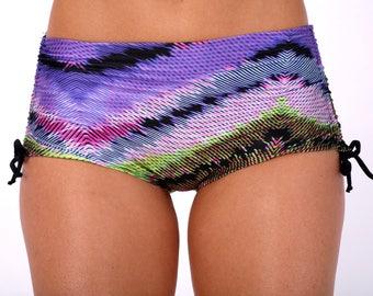 Bikini Short in Horizons